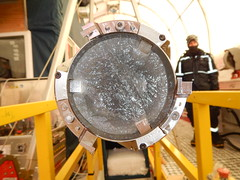The Ice Drilling Design and Operations (IDDO) group at the University of Wisconsin-Madison designed and built the South Pole Ice Core (SPICE) drilling system, called the Intermediate Depth Drill