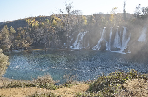 【写真】東欧周遊 : クラヴィツェの滝