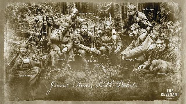 fur hunters
