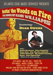 Dean Owens - in Shetland