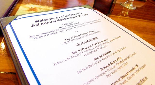 CWV Restaurant Week