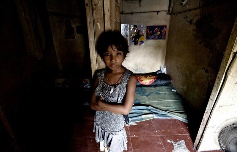 世界最大紅燈區—性暴力國度 孟買—傷痕累累的性工作者10