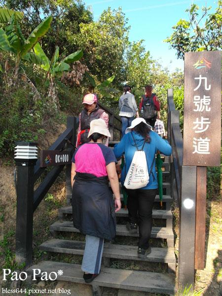 大坑九號登山步道