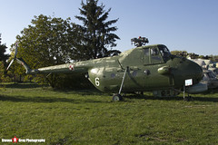 6 - 06175 - Polish Navy - Mil Mi-4ME Hound - Polish Aviation Musuem - Krakow, Poland - 151010 - Steven Gray - IMG_0528