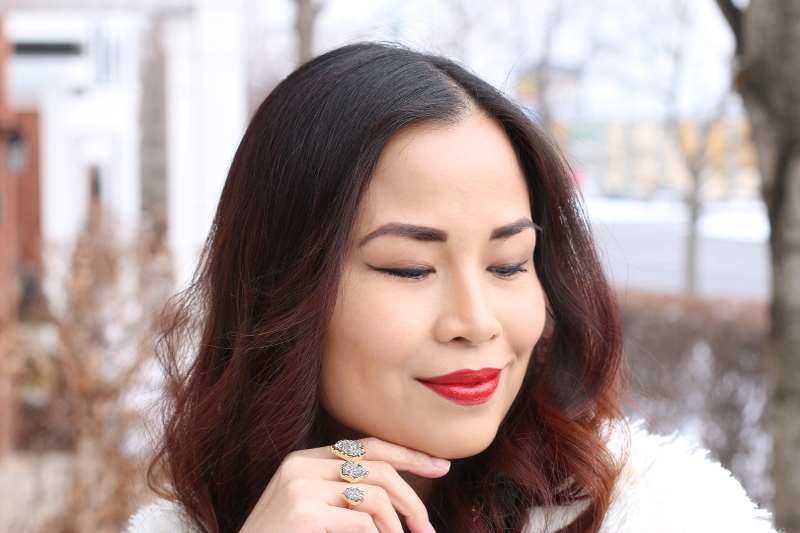 Pur Cosmetics, Simple Glam Beauty Look