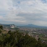 Vistas desde Casertavecchia