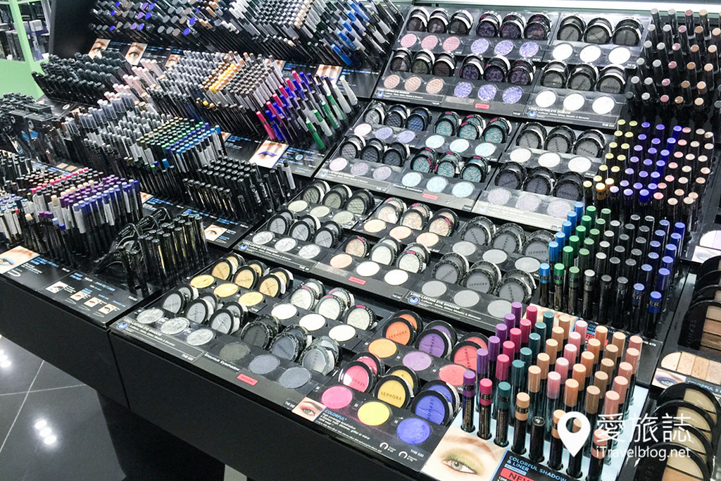 曼谷必买彩妆品牌Sephora 29