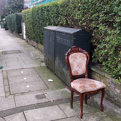 Neighbourhood seating.
