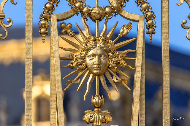 Versailles 7/23 - Un roitelet soleil !