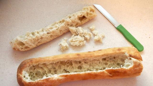 Breakfast Baguette 3