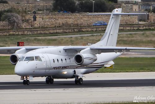 Aircraft (J328) silhouette