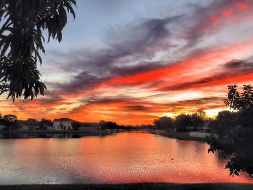 Sunrise HDR 20160211