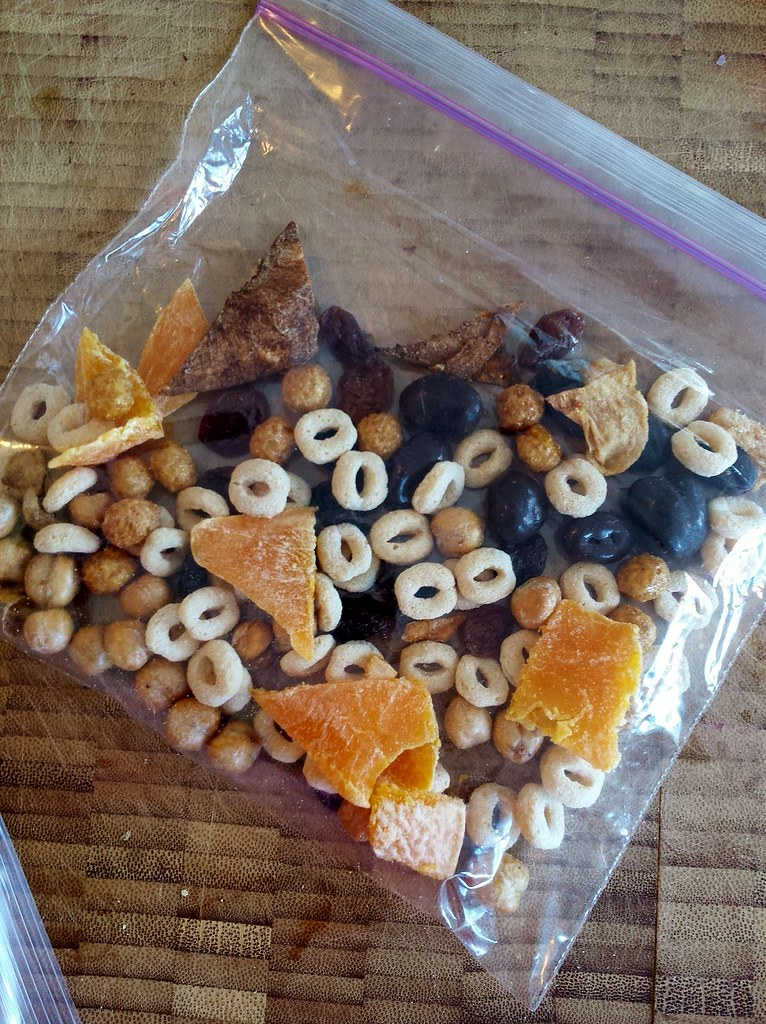 """Tablespoon"" Trail Mix"