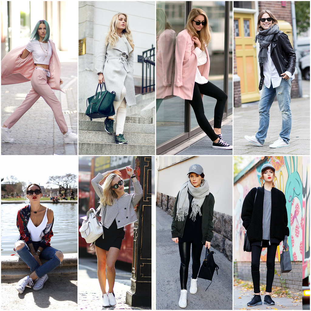 sporty fashion bloggers