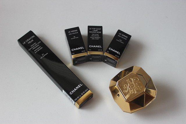 Chanel Rouge Noir collection