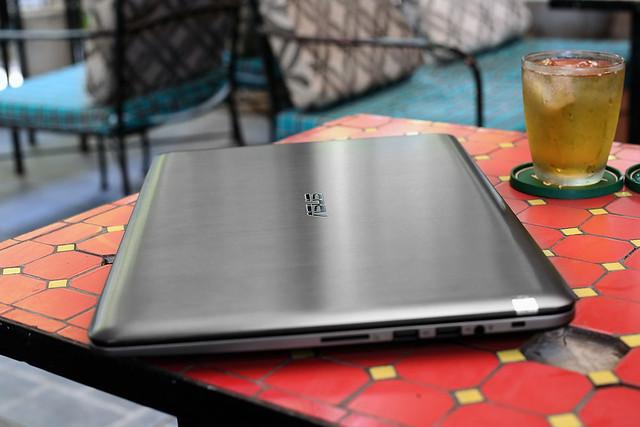 Nhìn nhận những ưu – nhược điểm trên laptop ASUS K501UX - 114315