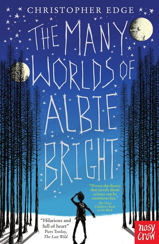 Cover of The Many Worlds of Albie Bright