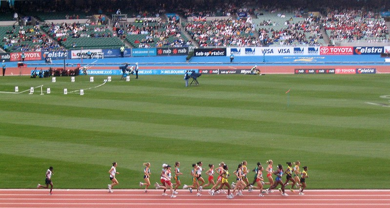 Commonwealth Games Melbourne, March 2006