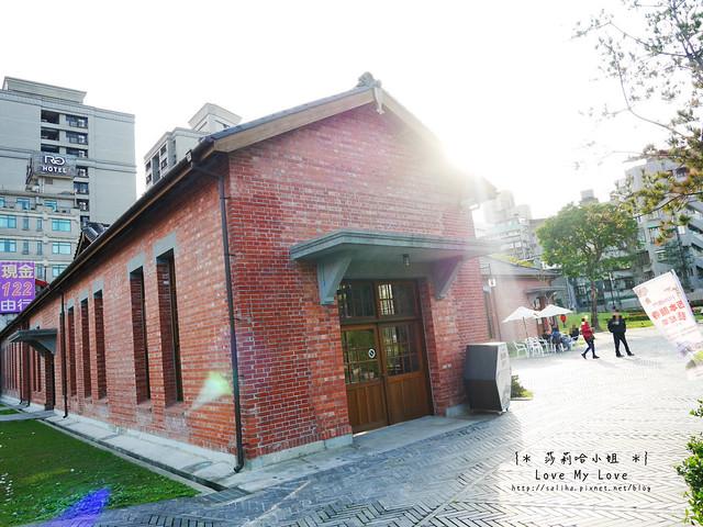 台北西門町一日遊景點推薦西本願寺古蹟 (8)