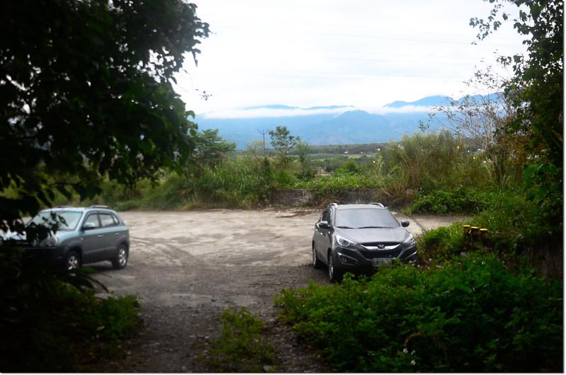 大原山停車處