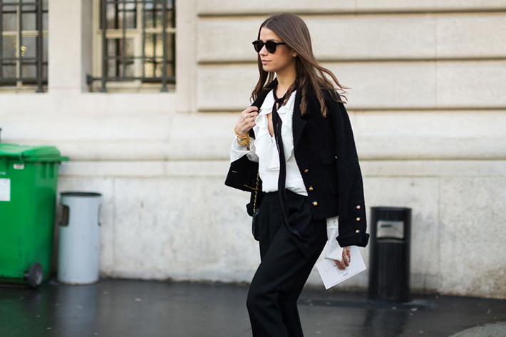Paris Fashion Week Streetstyle1