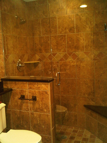 Replace Tub With Shower. All Rights Reserved