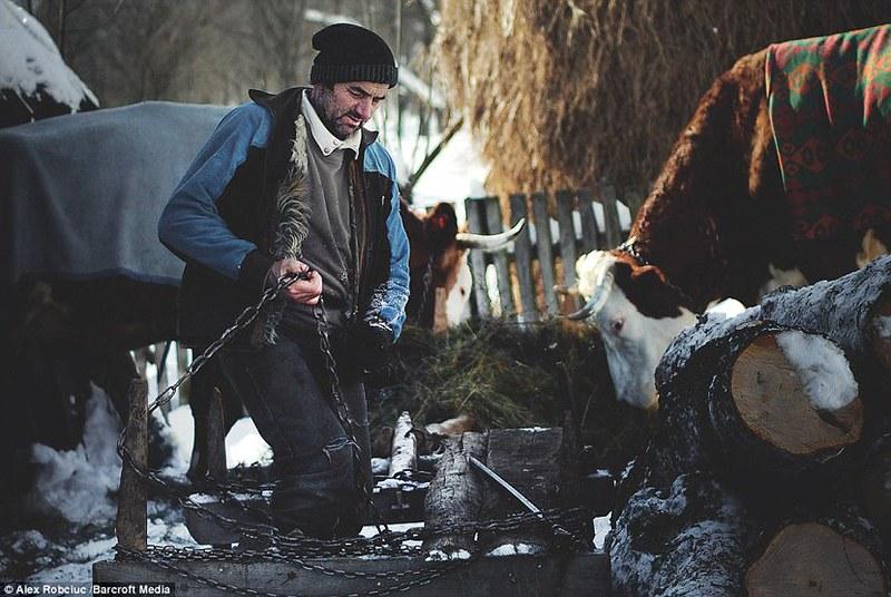 「最後的中世紀地區」- 羅馬尼亞 Maramures County 村莊16