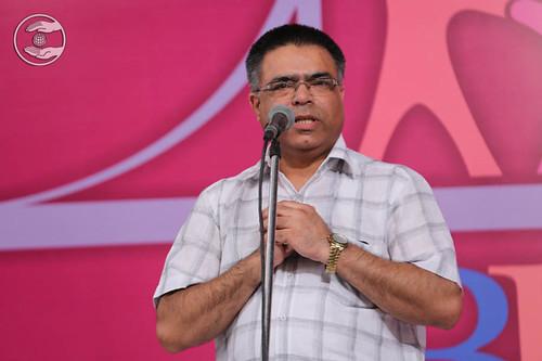 Tarun Sharma from United Kingdom expresses his views