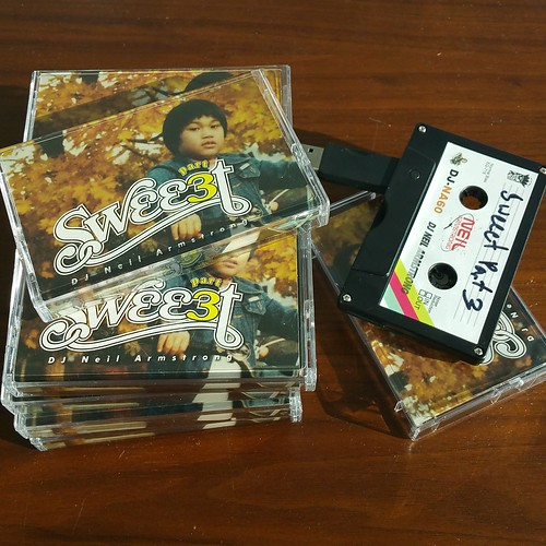 Sweeet Part 3 on Limited Edition USB Cassette