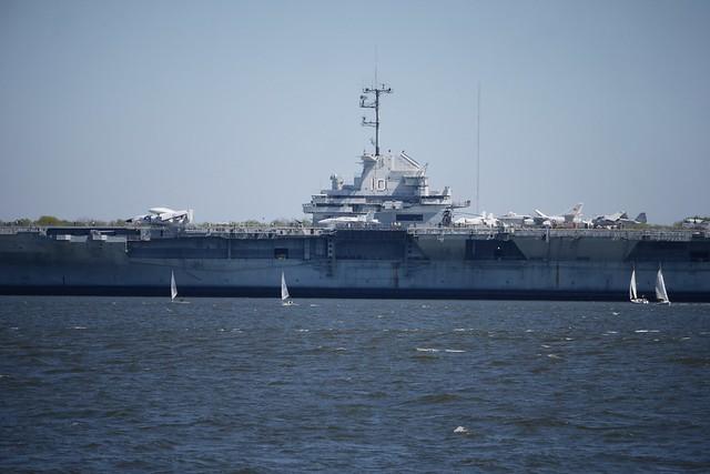 火, 2016-03-22 14:09 - Aircraft carrier 航空母艦
