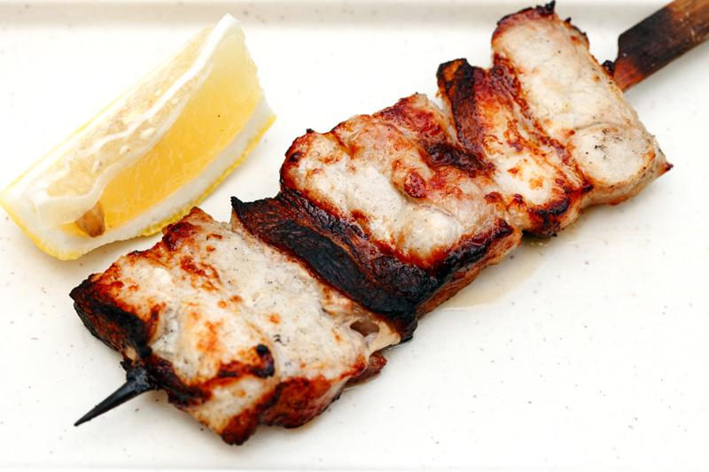 Bangoya Pork Belly Yakitori