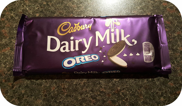 Cadbury Flavourites Review