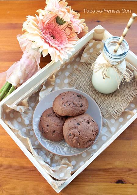 portakallı çikolatalı kurabiye 006
