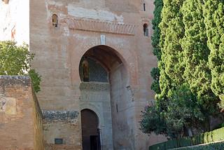 Bilde av Puerta de las granadas. spain granada harveybarrison hbarrison