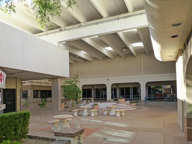 Phoenix, AZ Park Central Mall - former JCPenney