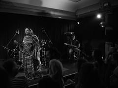 Noura Mint Seymali at Kantine