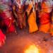 """Kummi Adi"" Ritual | Koovagam Annual Transgender Festival,India"