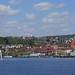 Stadt Überlingen - Blick von der Seeseite