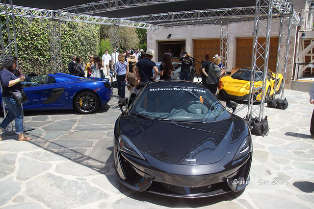 McLaren presented by McLaren Beverly Hills