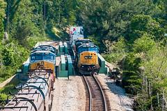 J E S Carnival Train