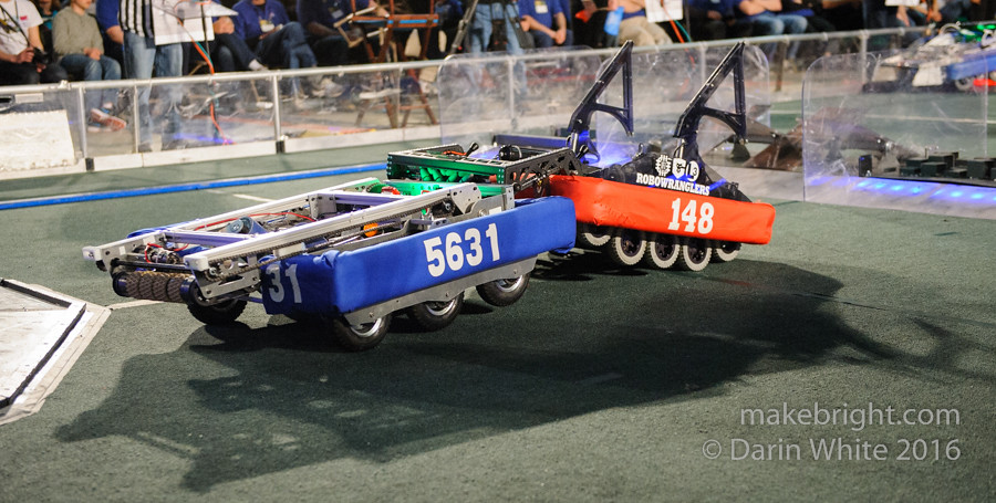 FIRST Robotics Regionals - UW - April 2016 232