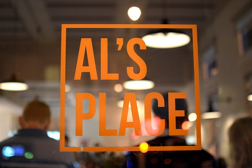 Al's Place Restaurant - San Francisco