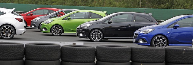Opel OPC Performance Training