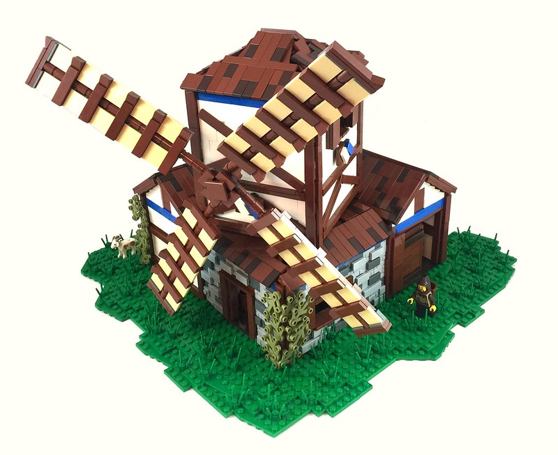 Age of Empires- Mill