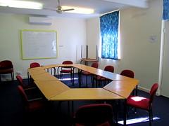 BUC Aldersgate Room