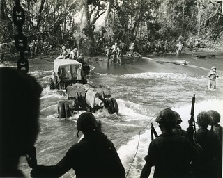Invasion of Cape Gloucester 1944 043 of 91