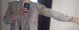 crazy comfortable sleeve in small armhole