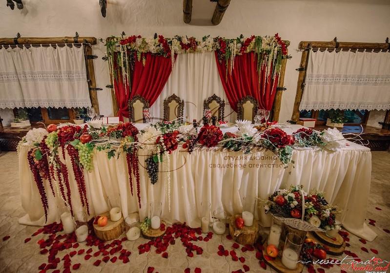 Cвадебное агентство «Айлавью»  > Красный - смелый цвет  на Вашу свадьбу!