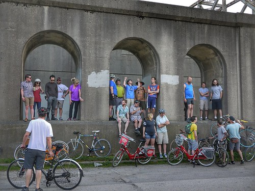 Urban Basin Bicycle Ride