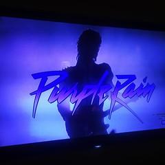 Friday night screening #Prince #vh1